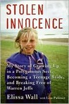 Book Review – Stolen Innocence