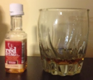 Red Stag Bourbon Cinnamon Spiced