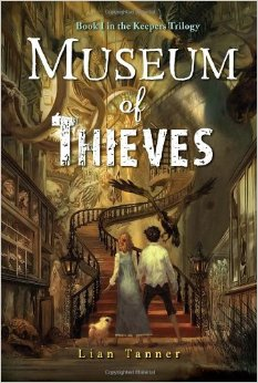 Book Review – Museum of Thieves