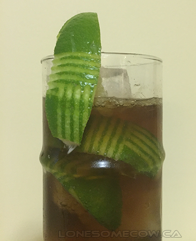 Garnish – The Awesome Lime