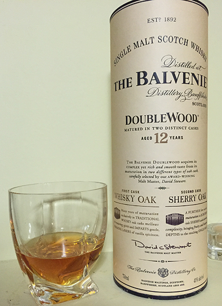 The Balvenie DoubleWood 12 year