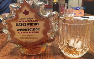 Canadian Maple Whiskey