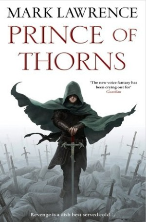 Book Review – Prince of Thorns