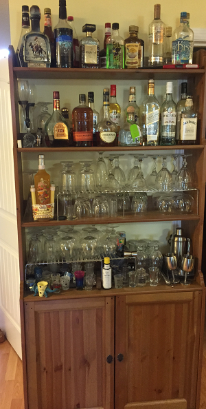 Home Mixology – The Bar