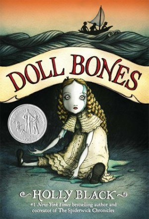 Book Review – Doll Bones