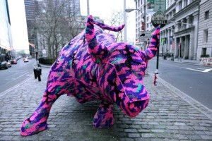 My Favourites: Yarn Bombing