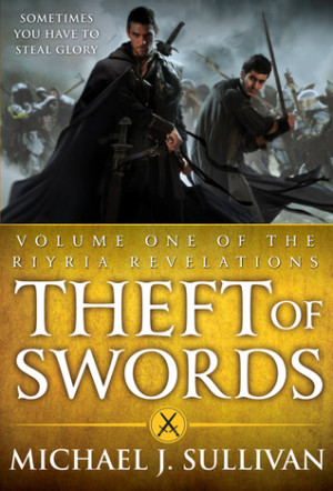 Book Review – Theft of Swords
