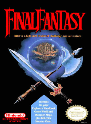 Retrogaming – Final Fantasy (NES)