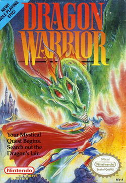 Retrogaming – Dragon Warrior