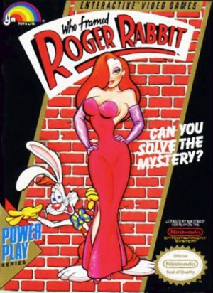 Retrogaming – Who Framed Roger Rabbit? (NES)