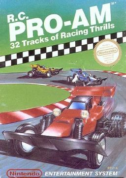 RetroGaming – R.C. Pro-Am (NES)