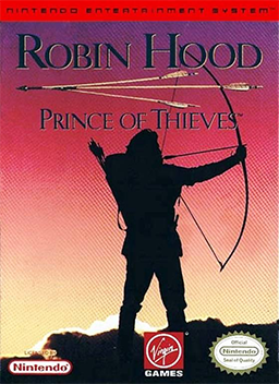 Retrogaming – Robin Hood Prince of Thieves (NES)