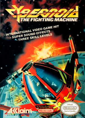 Retrogaming – Cybernoid: The Fighting Machine (NES)