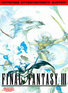 Retrogaming – Final Fantasy 3 (NES)