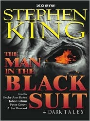 Book Review – The Man in the Black Suit