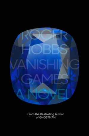 Book Review – Vanishing Games
