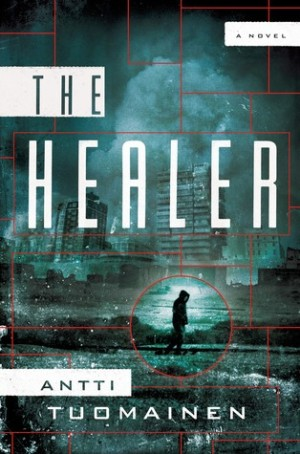 Book Review – The Healer