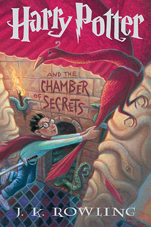 Book Review – Harry Potter and the Chamber of Secrets