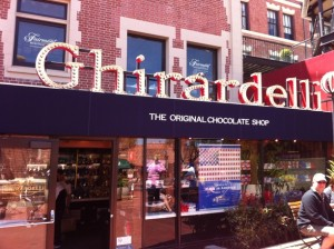 Restaurants – Ghirardelli Chocolate Marketplace