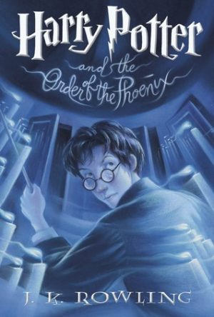 Book Review – Harry Potter and the Order of the Phoenix