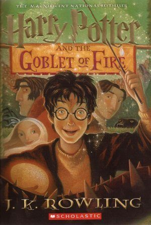 Book Review – Harry Potter and the Goblet of Fire