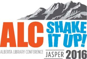Experiences – Alberta Library Conference 2016