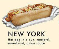Hot Dog Style Challenge – New York (His)