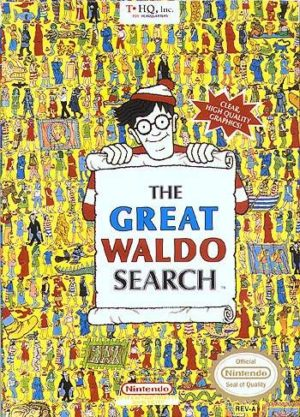 Retrogaming – The Great Waldo Search (NES)