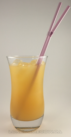 Sunflower Highball