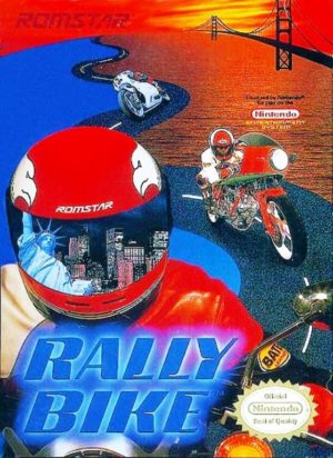 Retrogaming – Rally Bike (NES)