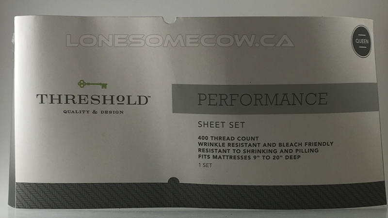 Threshold Performance Sheets 3