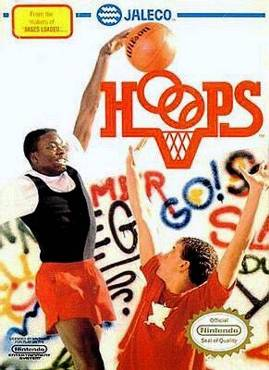 Retrogaming – Hoops (NES)